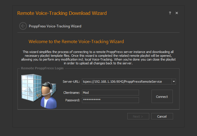 voicetracking